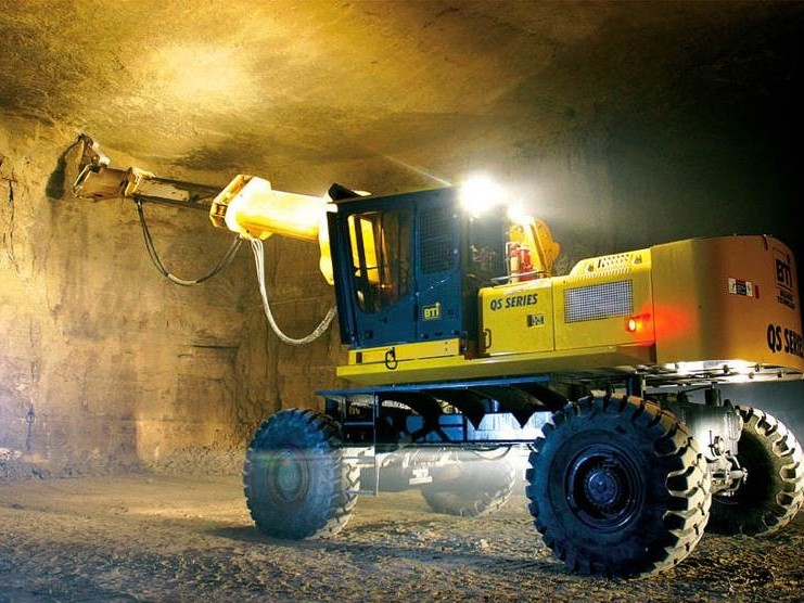 Scalers Minería Subterranea